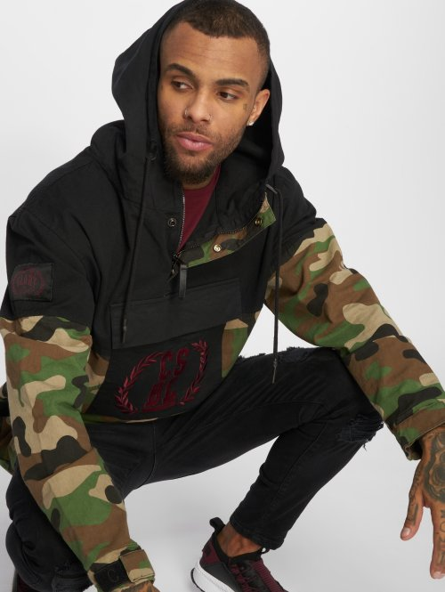 Cayler & Sons Übergangsjacke Justice N Glory Transition camouflage