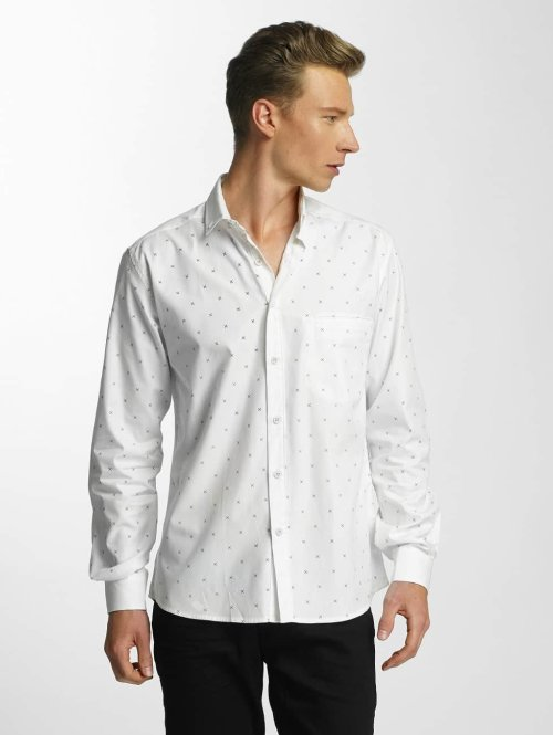 Cazzy Clang Chemise Cross blanc