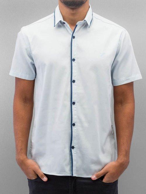 Cazzy Clang Hemd Feim blau