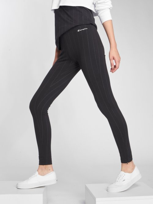 Champion Athletics Legging American Classics schwarz
