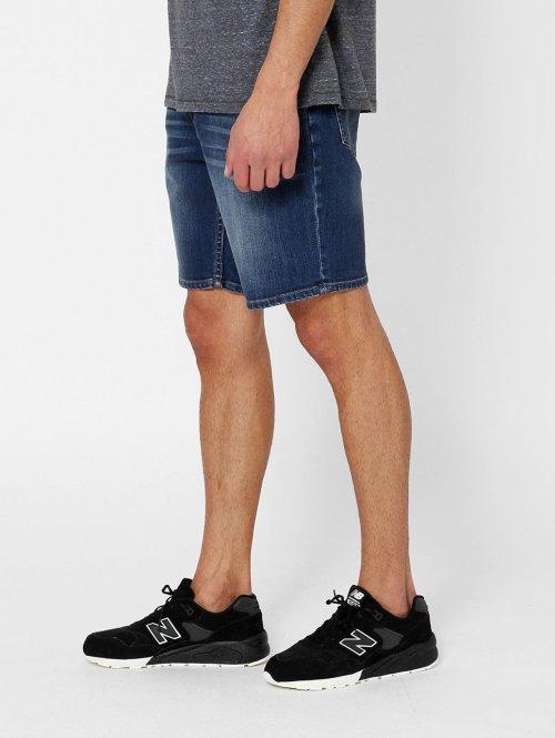 Cheap Monday Shorts Line blau