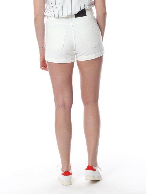 Cheap Monday Shorts Donna weiß
