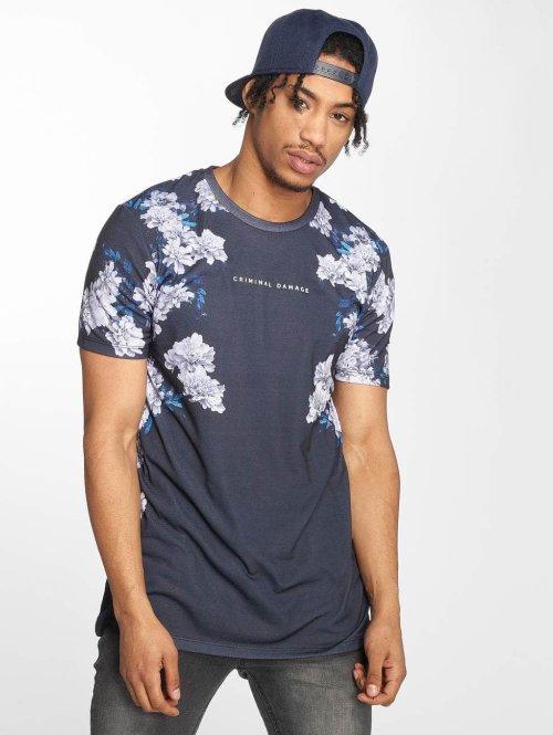 Criminal Damage T-Shirt Late schwarz
