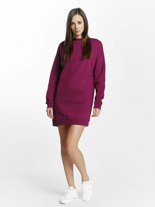 Cyprime Kleid Titanium rot