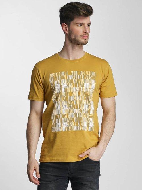 Cyprime t-shirt Holmium geel