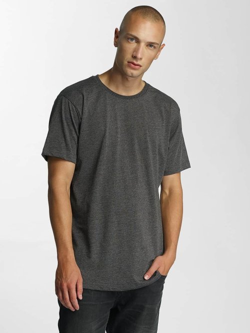 Cyprime T-Shirt Basic Organic Cotton grau