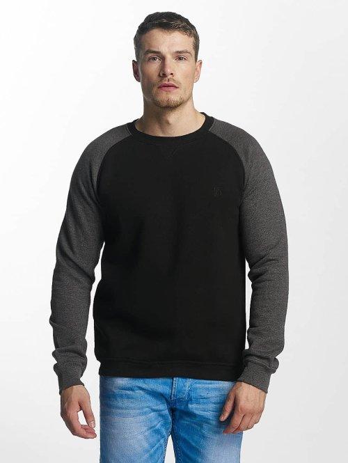 Cyprime trui Crew Neck zwart