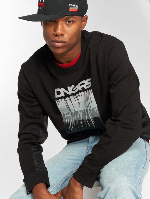 Dangerous DNGRS Пуловер DripCity черный