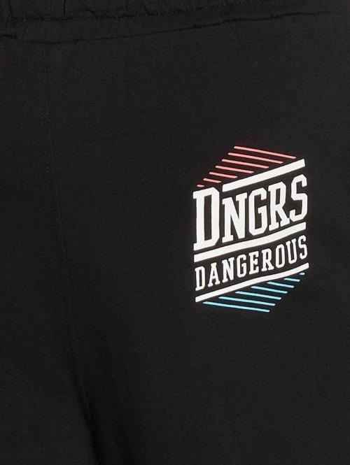 Dangerous DNGRS Jogginghose Tackle schwarz