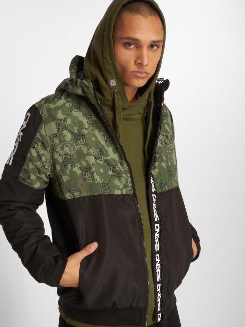 Dangerous DNGRS Overgangsjakker Alpha camouflage