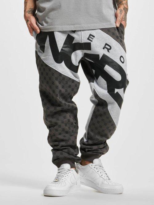 Dangerous DNGRS Pantalone ginnico Toco grigio