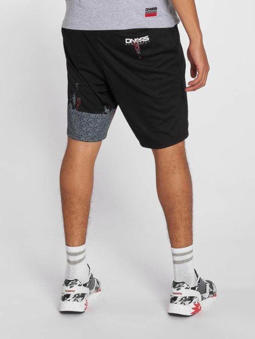 Dangerous DNGRS Shorts TWOBlock schwarz
