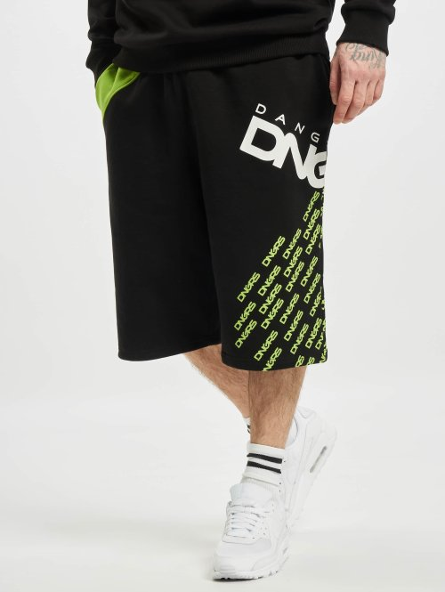 Dangerous DNGRS shorts Swig zwart