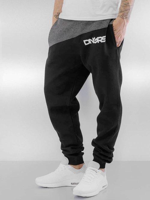 Dangerous DNGRS Spodnie do joggingu Hardcore czarny