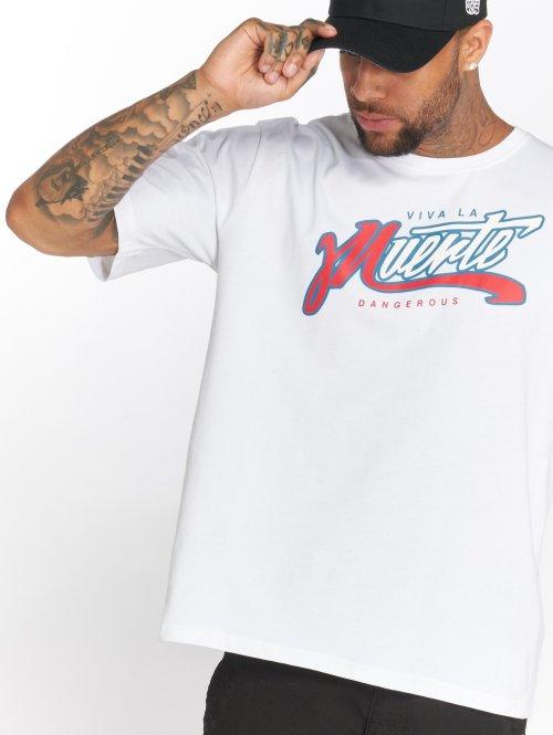 Dangerous DNGRS T-shirt Muerte bianco