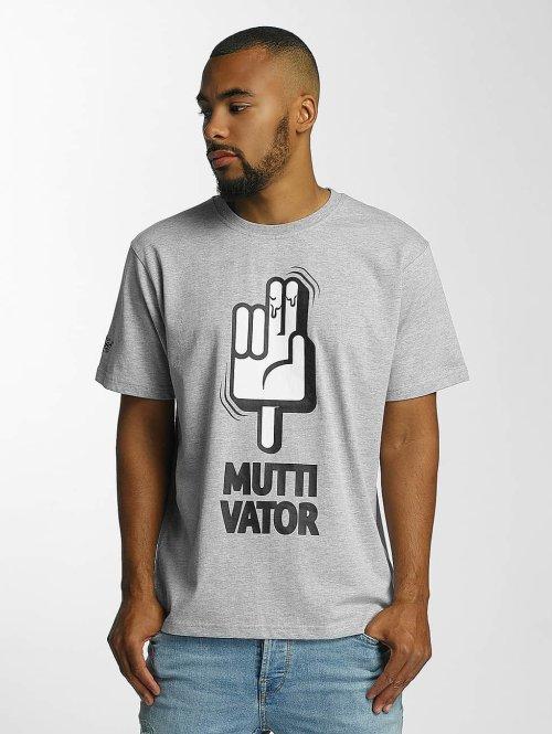 Dangerous DNGRS t-shirt Muttivator grijs