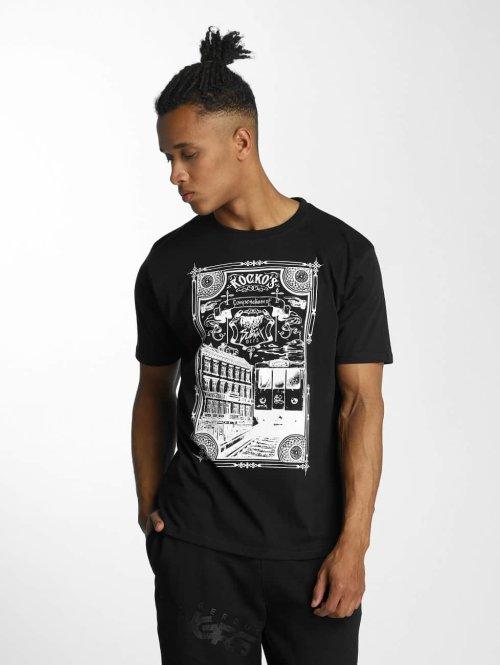 Dangerous DNGRS T-Shirt Rocco Kingstyle schwarz