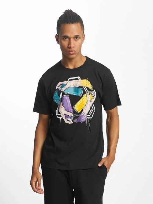 Dangerous DNGRS T-Shirt Saintthree schwarz