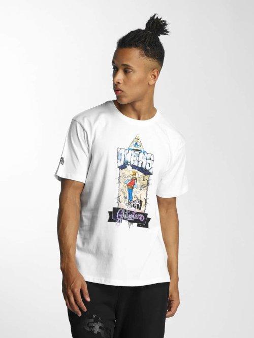 Dangerous DNGRS T-Shirt Ghettostars weiß