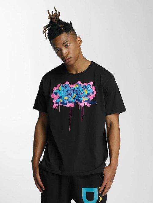 Dangerous DNGRS t-shirt Bas2 Style zwart