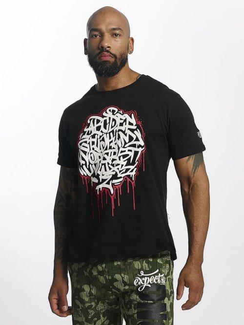 Dangerous DNGRS t-shirt Alpha DMARK zwart