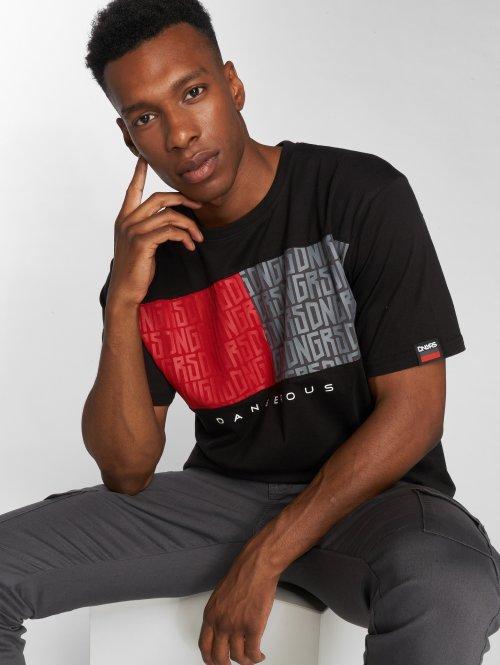 Dangerous DNGRS T-shirts Twoblck sort