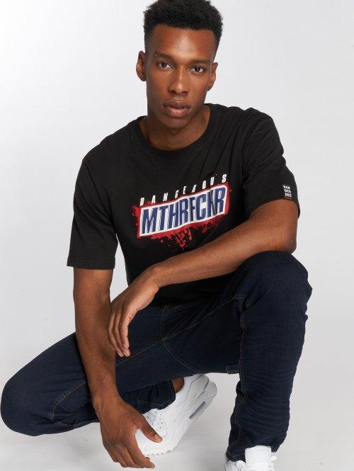 Dangerous DNGRS T-skjorter MTHRF... svart