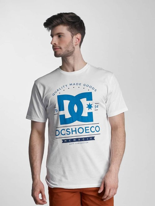 DC t-shirt Glorious Past wit