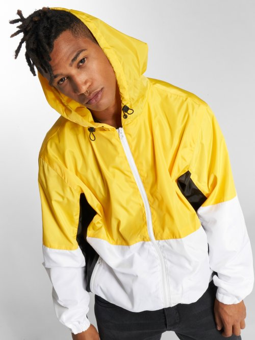 DEF Демисезонная куртка Lod желтый