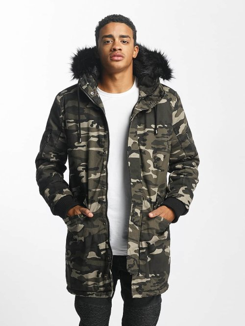 DEF Bomberjack Bomber camouflage