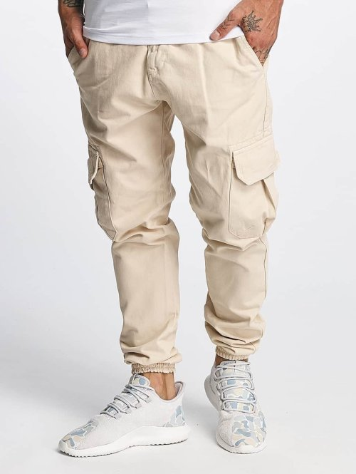 DEF Cargobroek Kindou beige