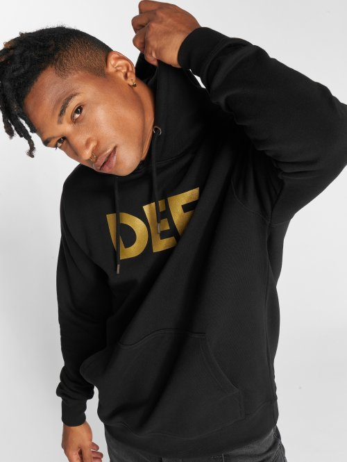 DEF Hoodie Nabro black
