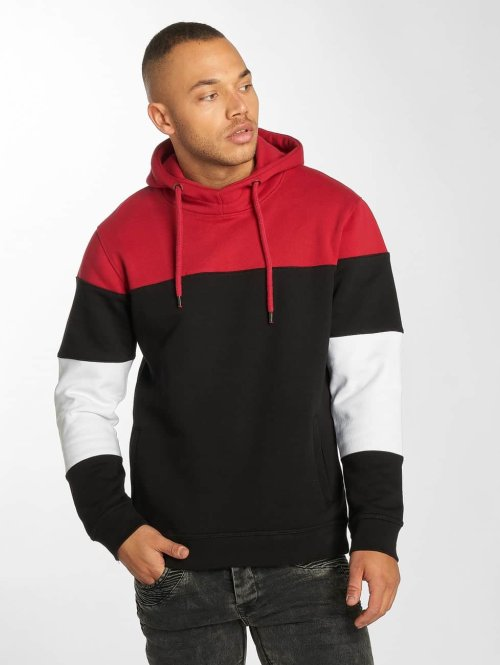 DEF Hoody Don rood