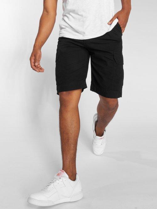 DEF Pantalón cortos Ted negro