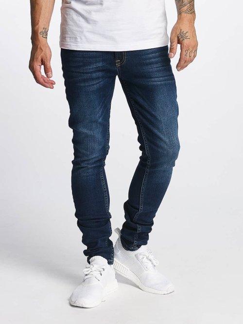DEF Slim Fit Jeans Chawai blauw