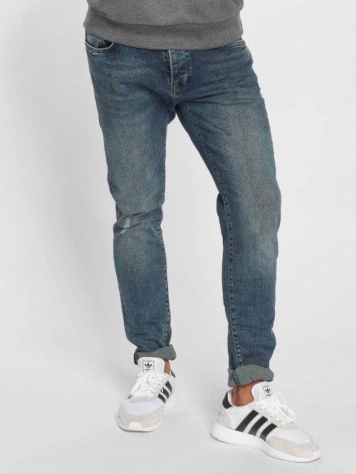 DEF Slim Fit Jeans Ändy blauw