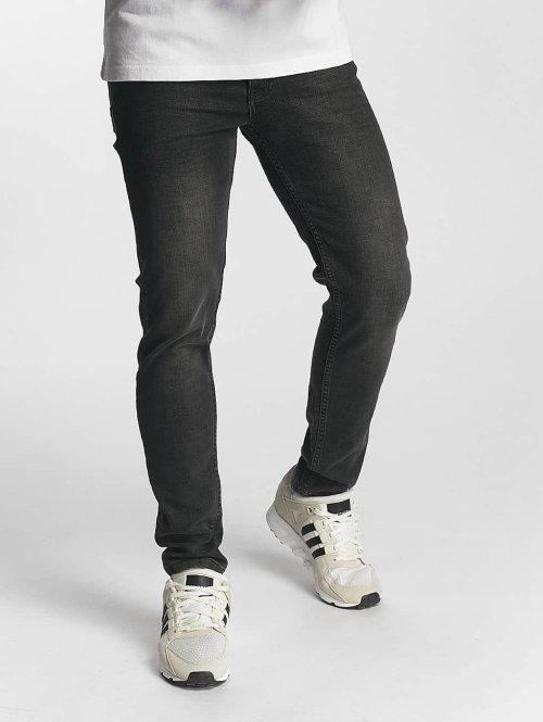 DEF Slim Fit Jeans Slav grijs