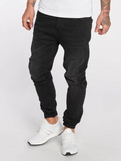 DEF Slim Fit Jeans Holger zwart