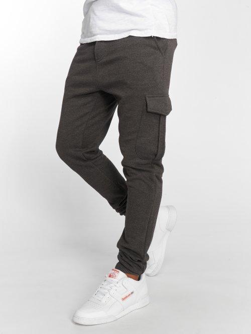 DEF Spodnie do joggingu Gringo szary