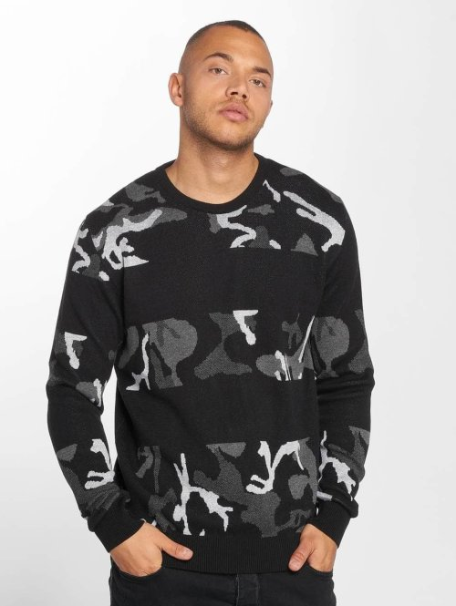 DEF Sweat & Pull Rodge camouflage