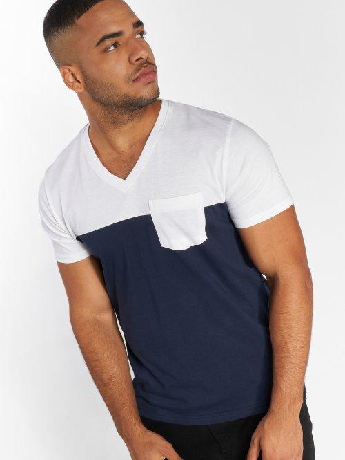 DEF T-shirt Sevilla blå
