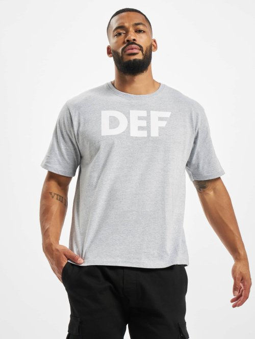 DEF T-Shirt Her Secret gris