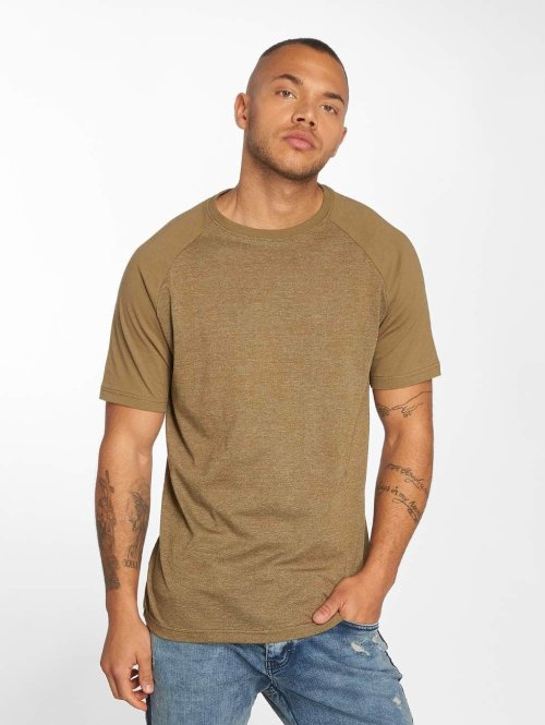 DEF T-Shirt Fritzolade olive