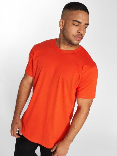 DEF T-shirt Dedication rosso