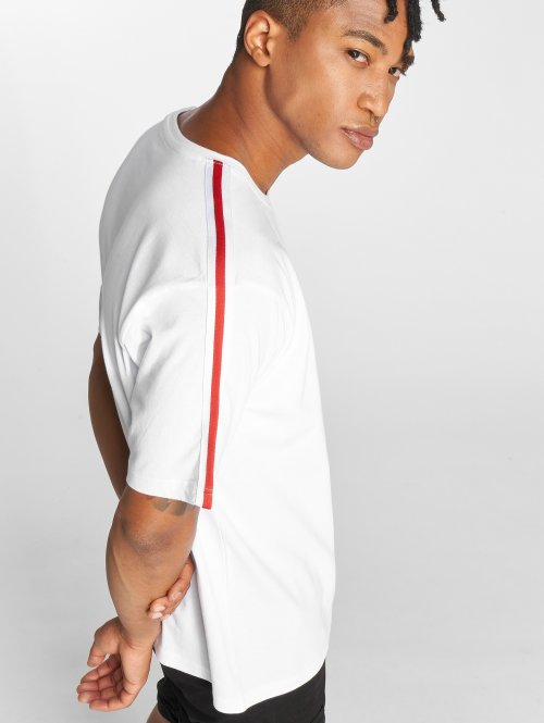 DEF T-skjorter Pindos hvit