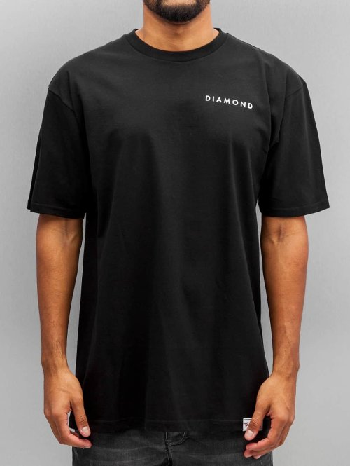 Diamond T-Shirt Fundamental schwarz