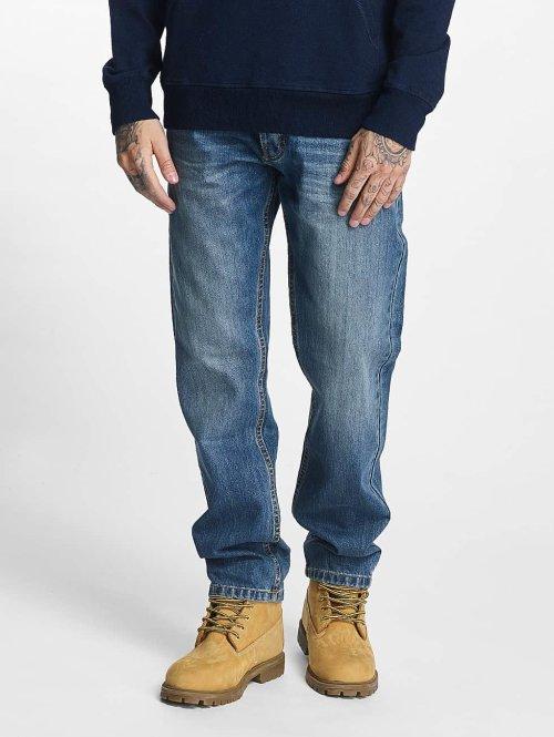 Dickies Jean coupe droite Michigan bleu