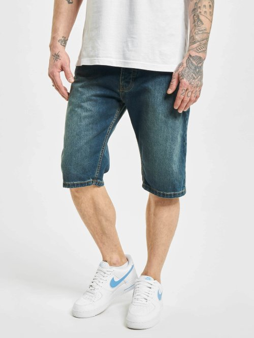 Dickies shorts Michigan blauw