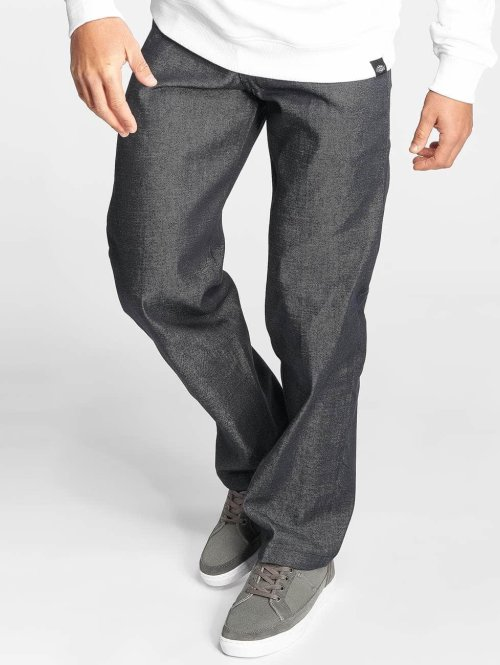 Dickies Straight Fit Jeans Jeans Work blau