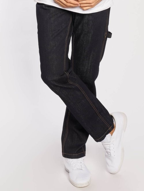 Dickies Straight fit jeans Kentucky blauw